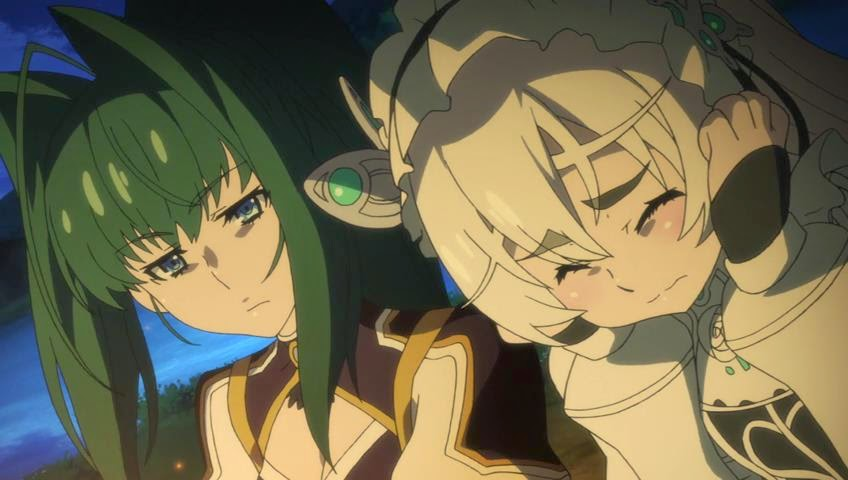 Hitsugi no Chaika Episode 03 Subtitle Indonesia