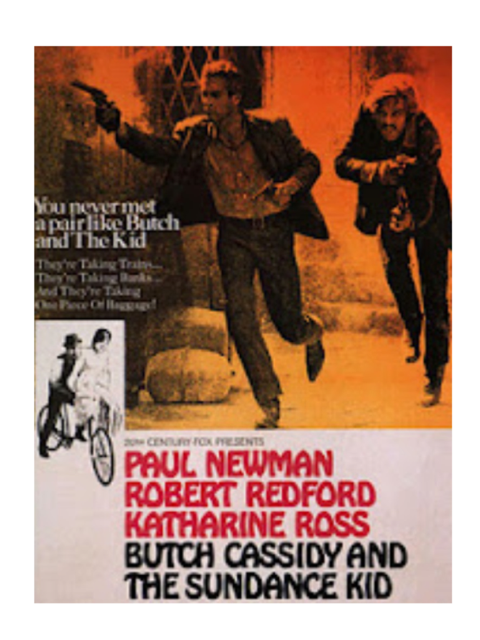 """butch cassidy and the sundance kid essay In it klosterman includes excerpts from brazilian filmmaker walter salles's (the motorcycle diaries, central station) """"about road movies"""", an essay originally written for a and there are movies that are road trip movies without cars—butch cassidy and the sundance kid and o brother where are thou."""