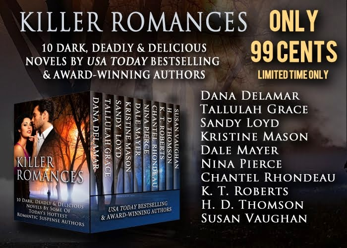 Killer Romances - 10 Dark, Deadly & Delicious Suspense Novels