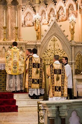 The Latin Mass in Cork