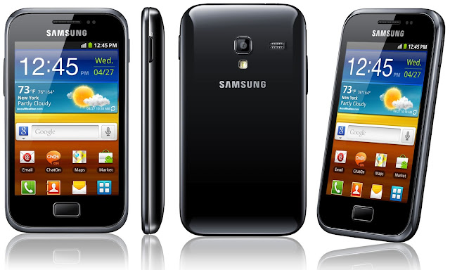 Spesifikasi Samsung Galaxy Ace Plus S7500