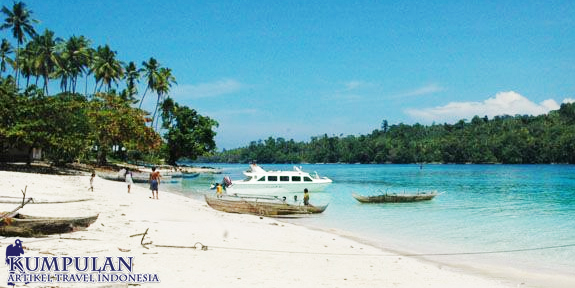 Wisata Sejarah Pulau Morotai