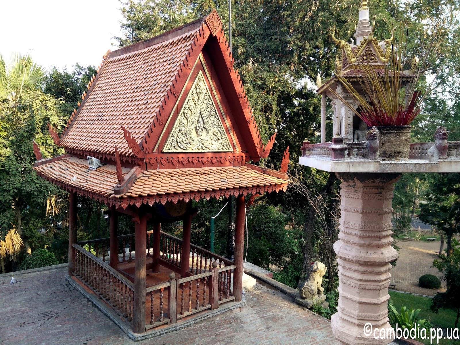 Что посмотреть в Пномпене?