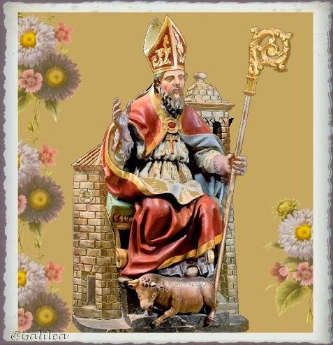 San Saturnino de Tolosa, obispo y mártir († c. a. 250) San%2BSaturnino%2Bde%2BTolosa