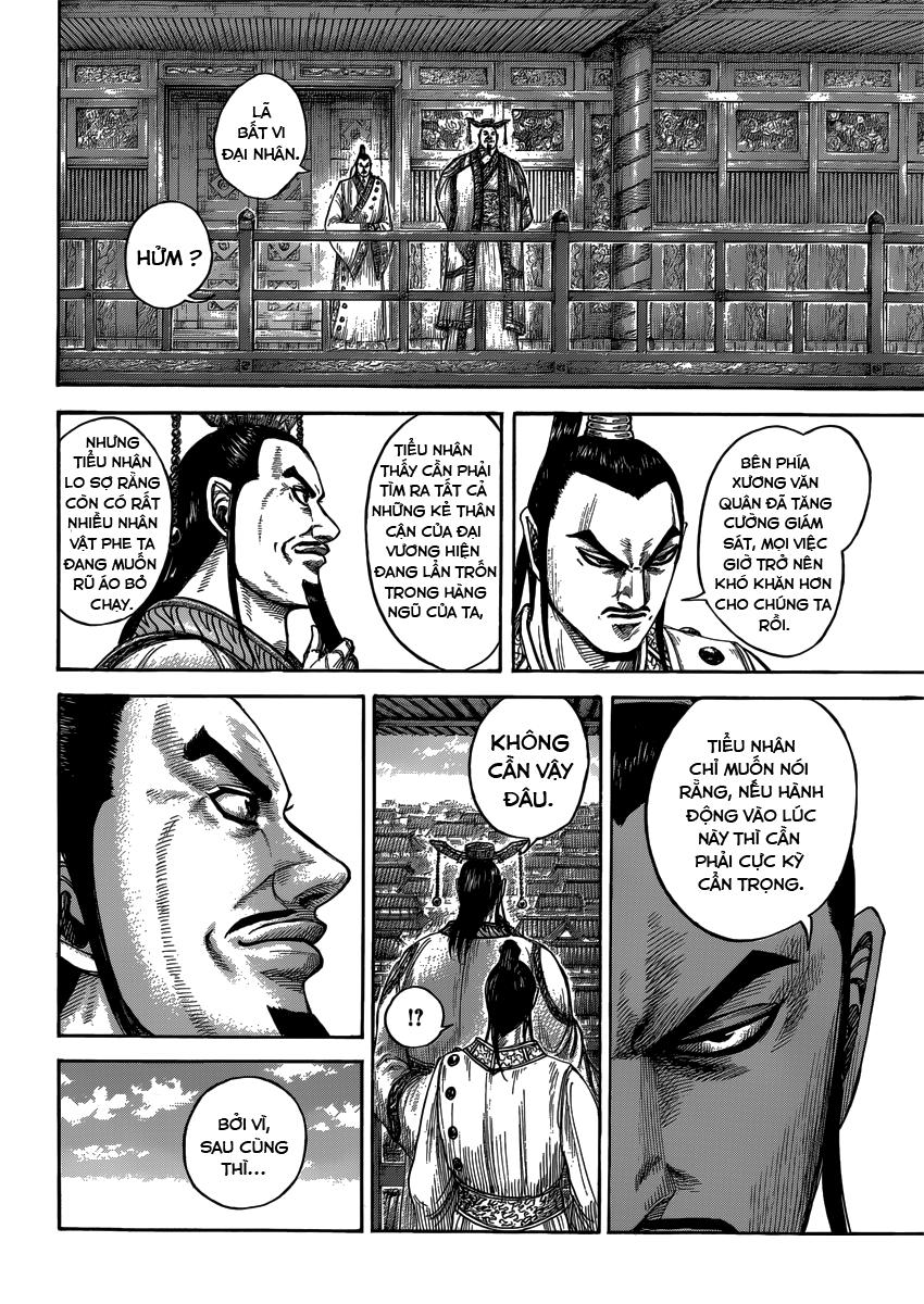 Kingdom - Vương Giả Thiên Hạ Chapter 408 page 13 - IZTruyenTranh.com