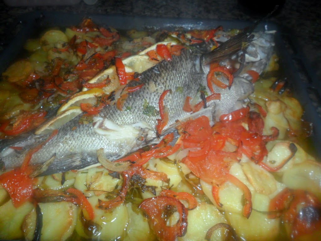 La cocina de bartolo borriquete de conil al horno - Cocina al horno ...