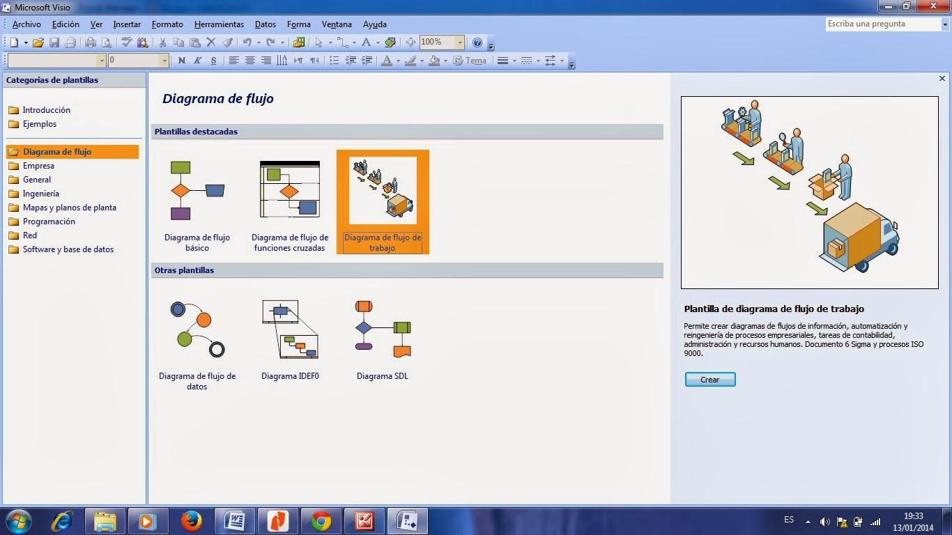 Computacin aplicada ii clase 15 manejo de microsoft visio ccuart Choice Image