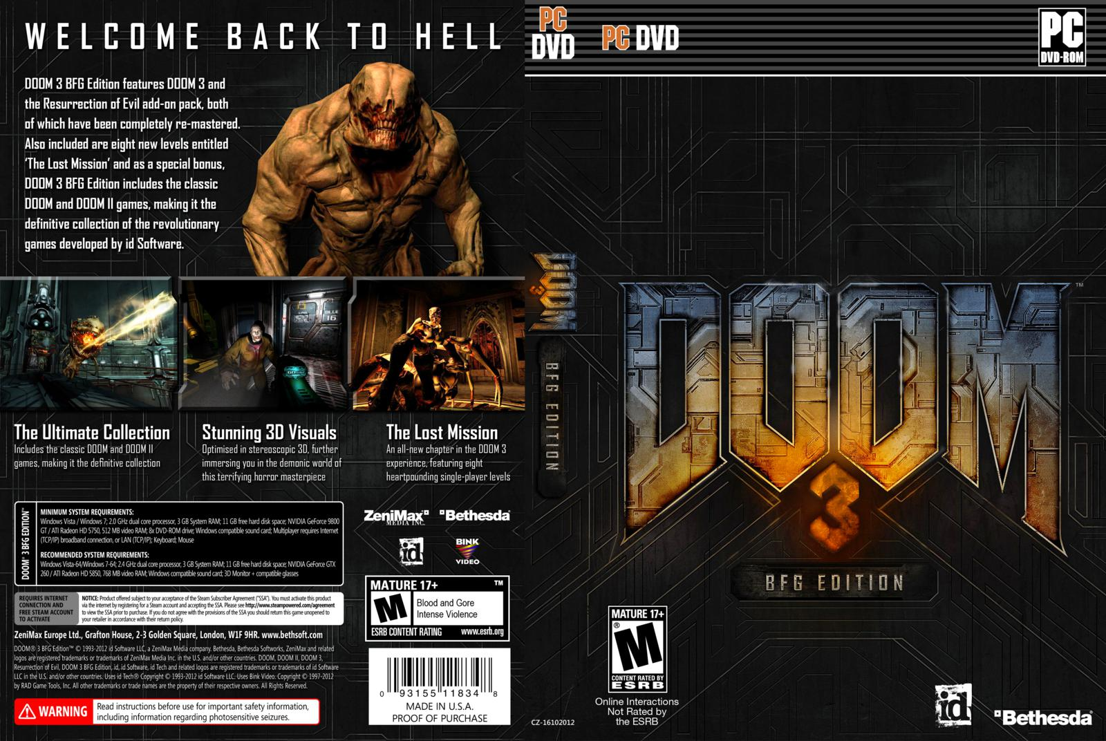 Crack doom 3 bfg edition > Autocad civil 3d keygen