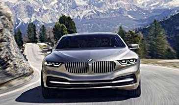 BMW rumored to greenlight the 9 Series Coupe, positioned between 7 Series and Rolls-Royce Ghost