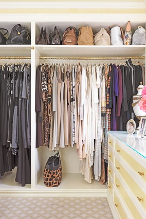 Assess The Closet Space