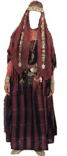 اللباس التونسي