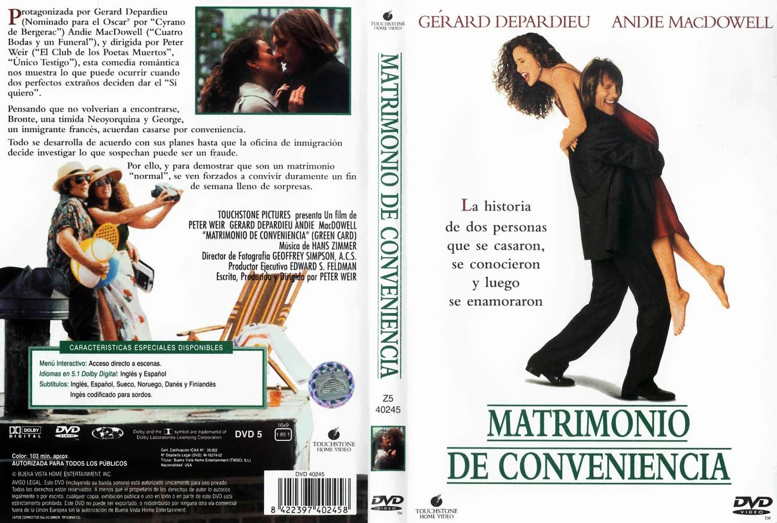 Matrimonio Por Conveniencia : Matrimonio de conveniencia