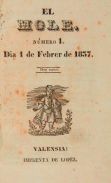 1857 - EL MOLE
