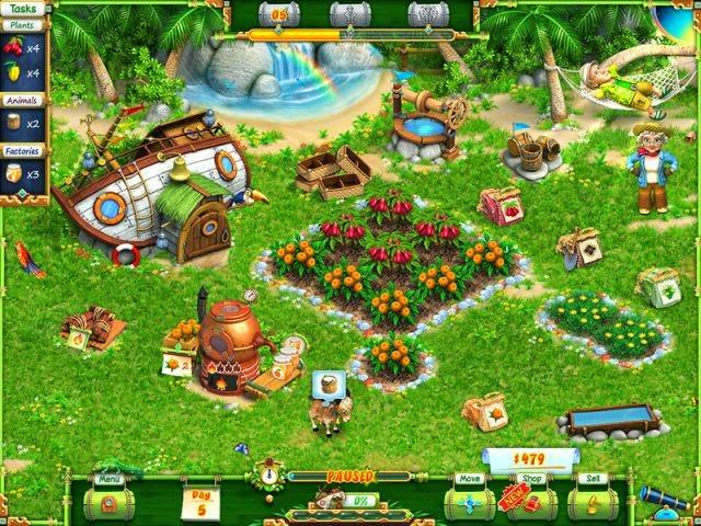 Game Exotic Farm
