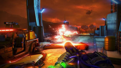 Far Cry 3 Blood Dragon