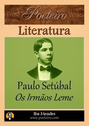 Escritor Paulo Setúbal