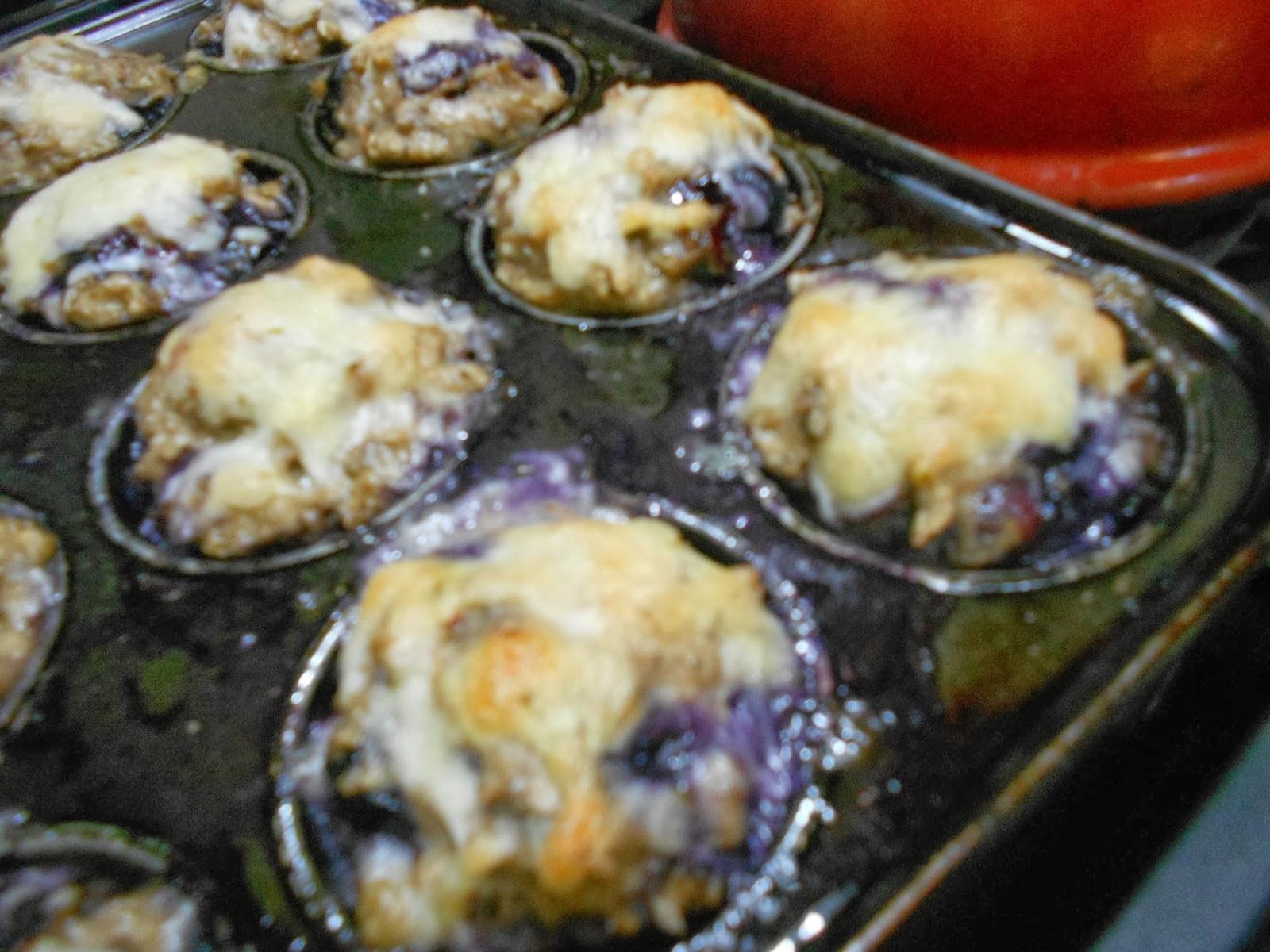 Turkey Meatloaf Muffins Turkey Blueberry Meatloaf