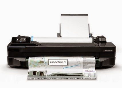 HP Designjet T120 24-in Printer Driver Free Download