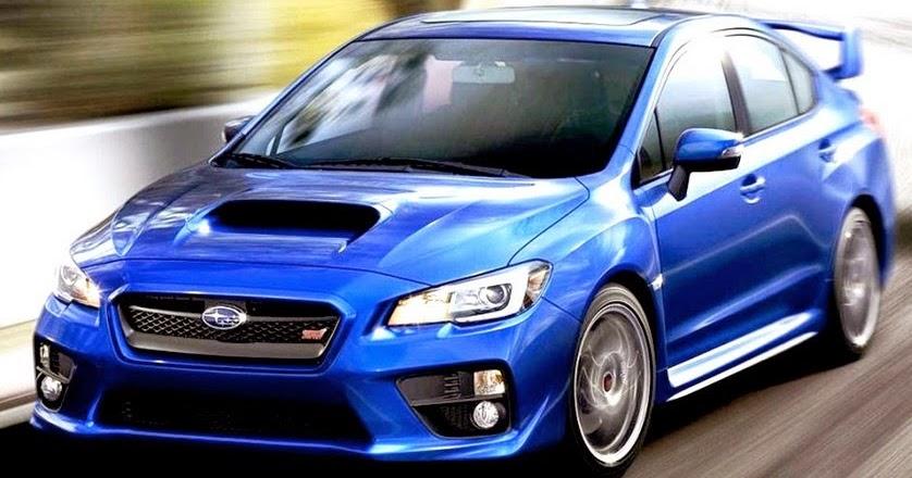 2016 Subaru WRX STI Release Date - 2016/2017 Price and Reviews