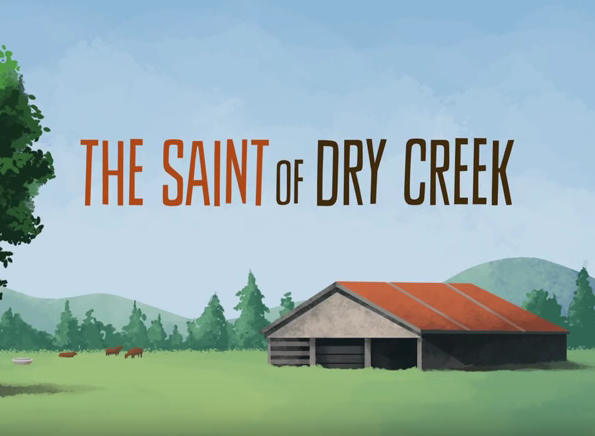 don't sneak the saint of dry creek patrick haggerty