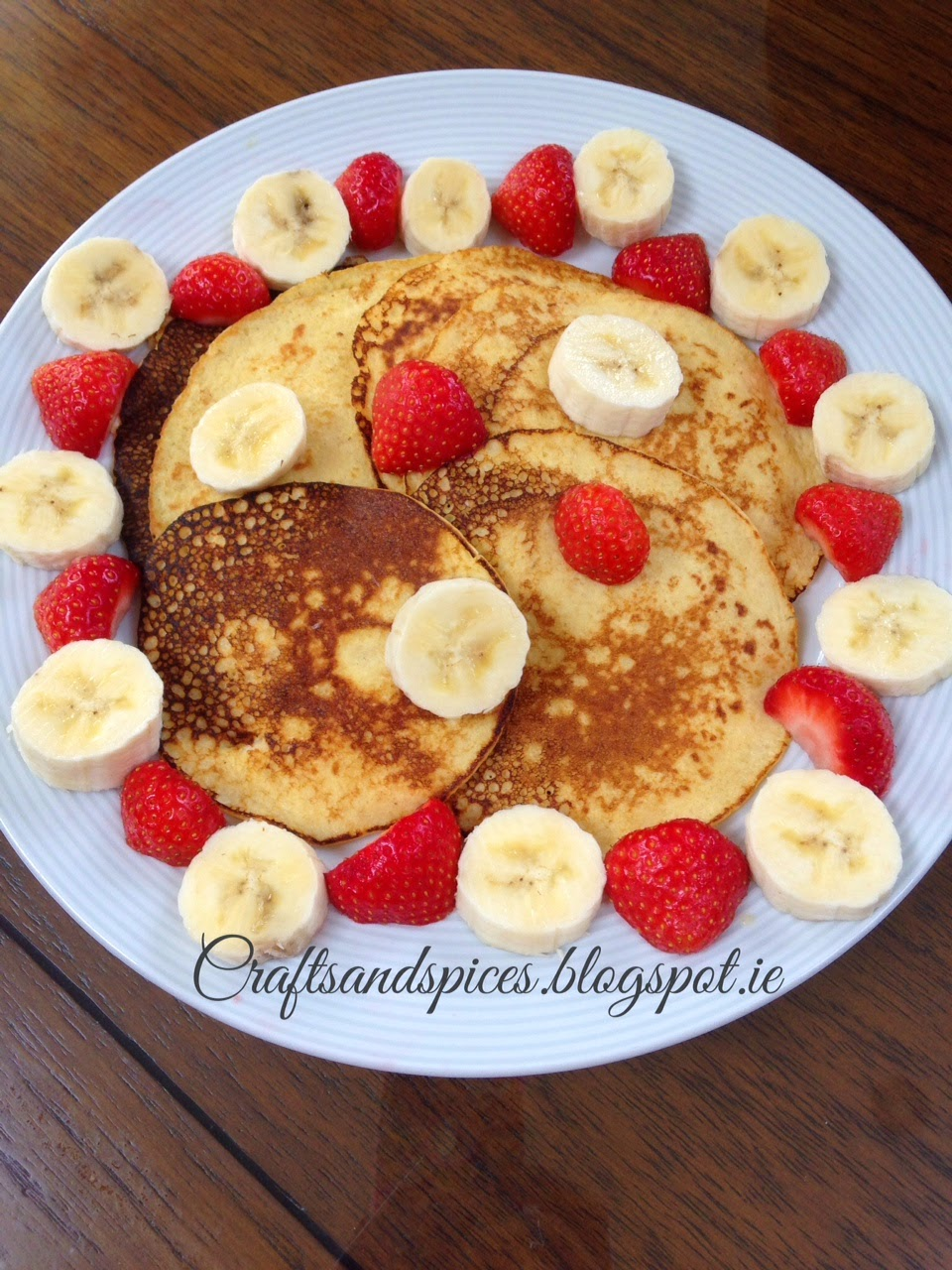 crafts and spices: Magic Pancakes