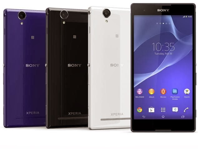 Pablet Xperia T2 Ultra