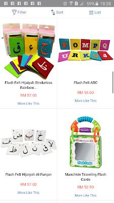 flash felt hijaiyah