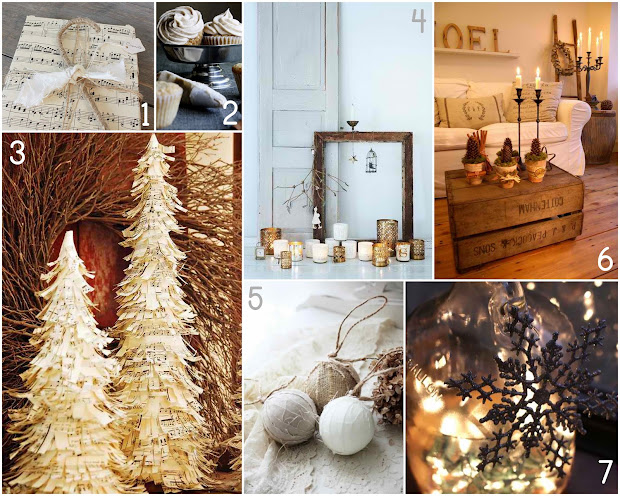 Rustic Christmas Inspiration