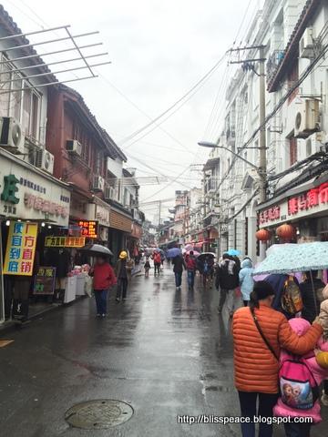 'Chenghun Miao' in Shanghai ...