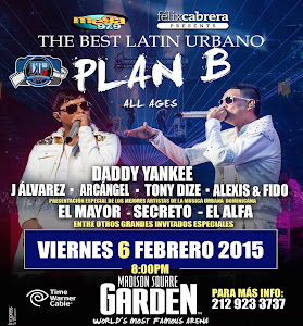 PLAN B THE BEST LATIN URBANO