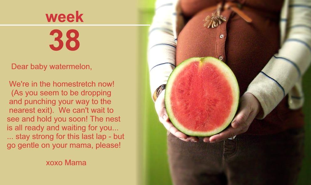 38 weeks pregnant high blood pressure