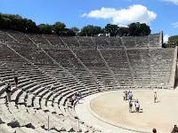 Epidaurus Amphitheater