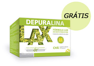 Depuralina Lax Chá