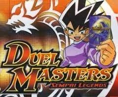 Komik Duel Masters by Matsumoto Shigenobu Bekas