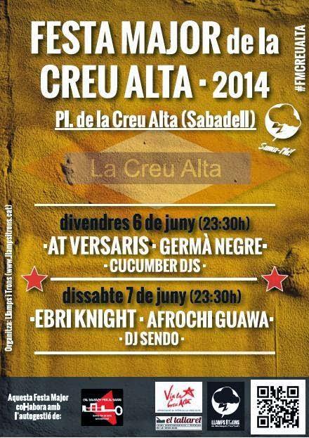 Festa Major de La Creu Alta 2014