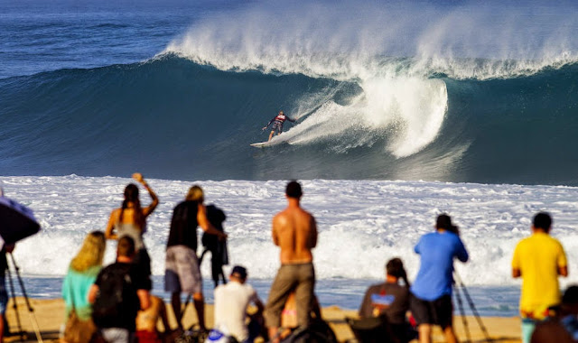 71 Billabong Pipe Masters 2014 Jamie O Brien Foto ASP