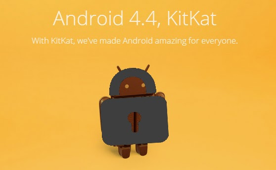 android 4.4 kitkat 2014