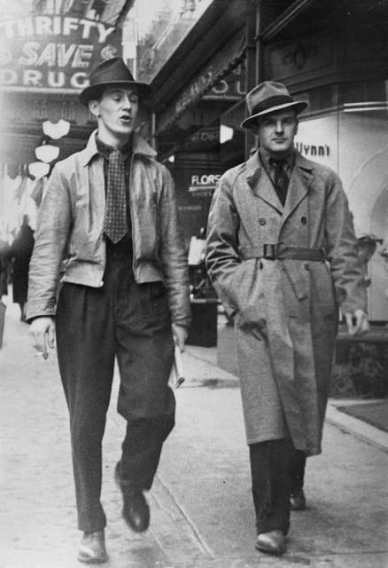 1930s Mens Fashion #vintage #mens #fashion #1930s #menswear