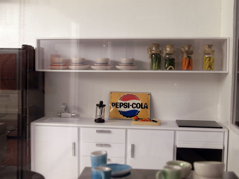 Miniaturas modernas novedades en cocinas for Ultimas novedades en cocinas