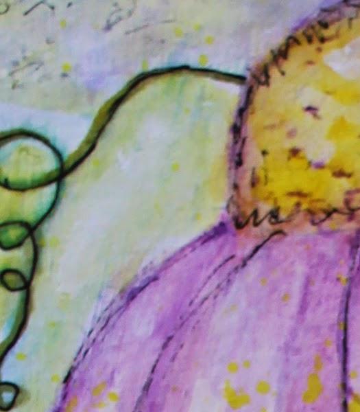 The Beekeeper by Tori Beveridge 2015 Detail 2