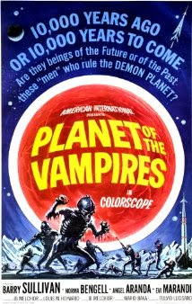 Planet of the Vampires / Terrore nello spazio