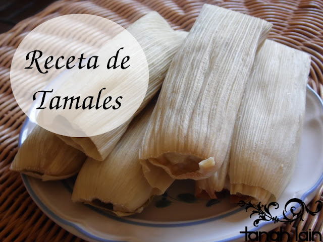Receta de Tamales