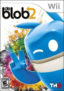 de Blob 2 - Wii