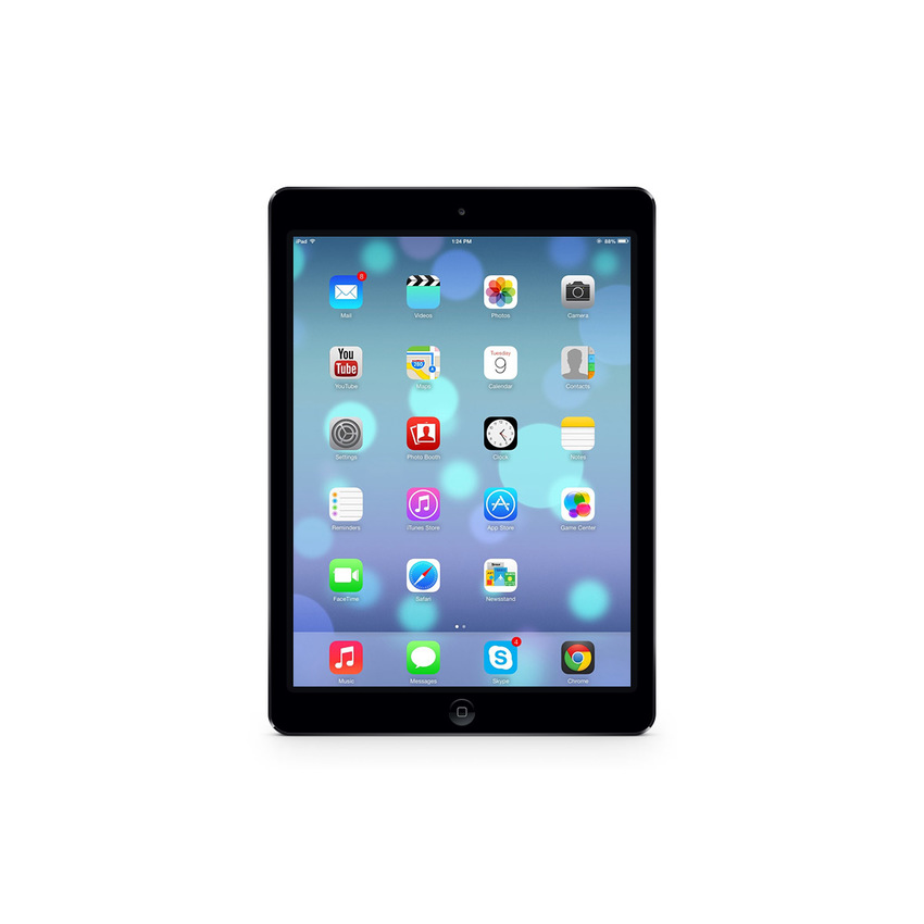 apple ipad air 2 wifi only   16gb   9 7   space gray