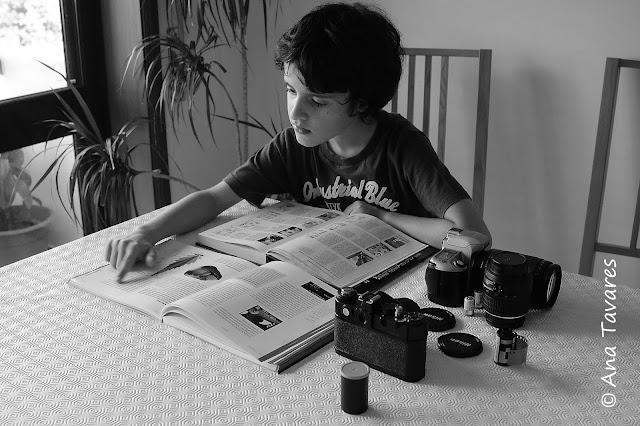 Me and my Nikon
