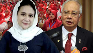 Anina kritik lagi kepemimpinan Najib