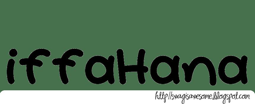 Iffah+Hana
