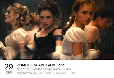 Zombie escape game PPZ