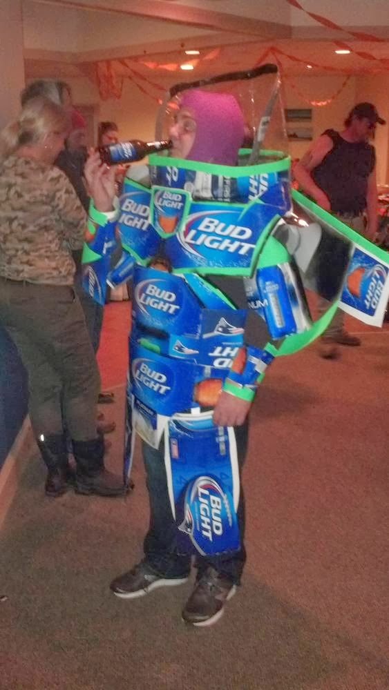 'Bud Light' Year should be invited to ALL the parties.