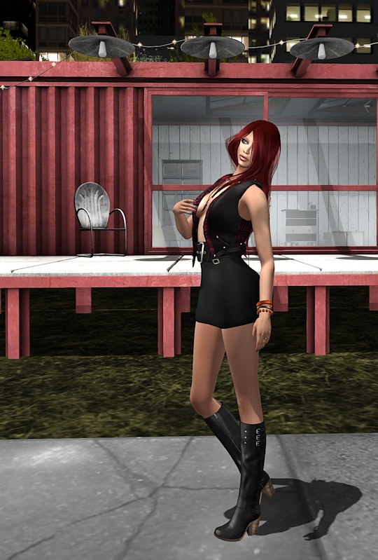 chic at phils place trailer trash upscale